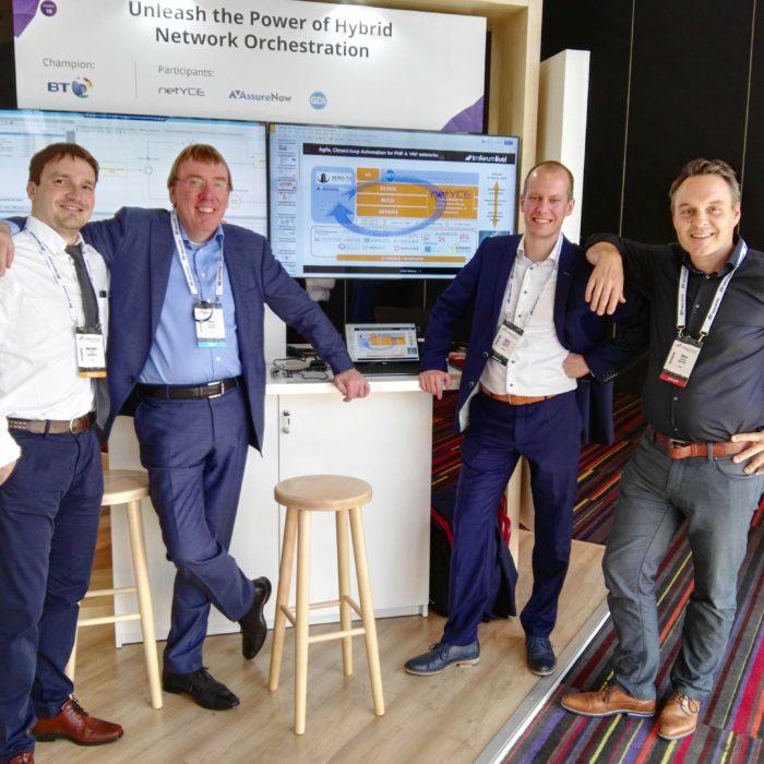 CASE – TM Forum Catalyst – Unleash the Power of Hybrid Network Orchestration